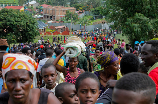 refugees in the congo