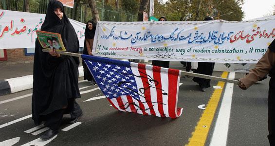 history of iran us relations