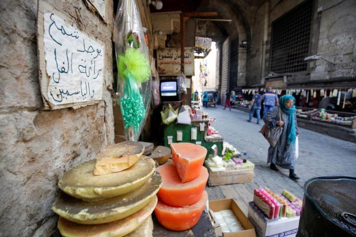 struggles in egypt