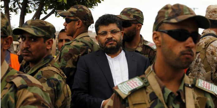 the houthis in yemen