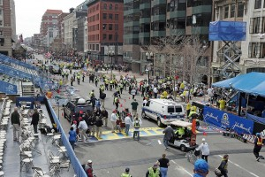Maratón de Boston Bombing