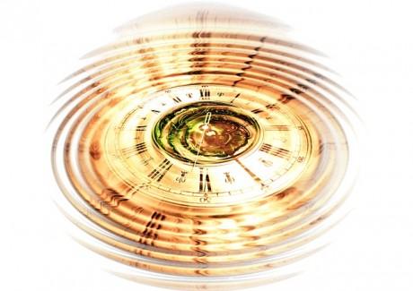 Time Background Clock - Public Domain
