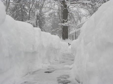 Snowpocalypse - Photo by E4117