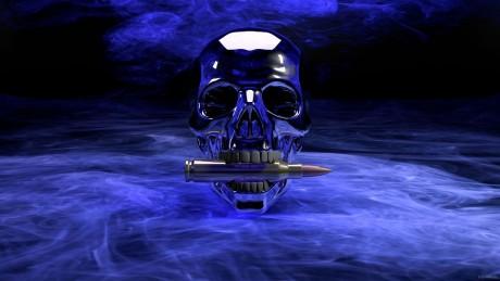 Skull War - Public Domain