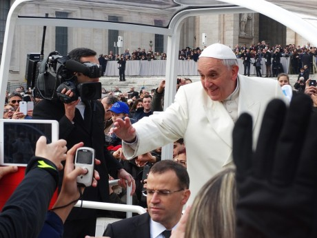 Pope Francis 2 - Public Domain