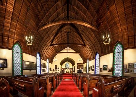 Church Interior - Public Domain