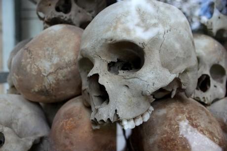 Skulls Murder - Public Domain