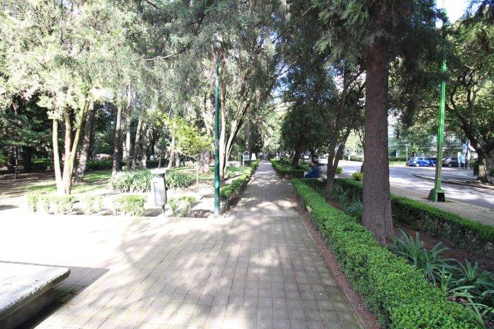 correr parque lincon