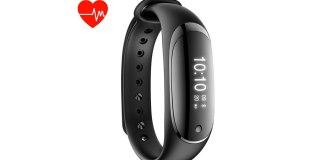 medir ritmo cardiaco pulsera reloj