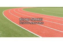 record mundial 10000 metros planos
