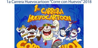 CARRERA HUEVOCARTOON