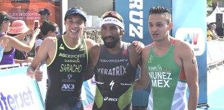 Grajales y Rivas campeones nacionales de Triatlón en Veracruz-Boca del Río 2018