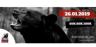 ultratrail oso negro