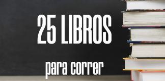 LIBROS PARA CORRER