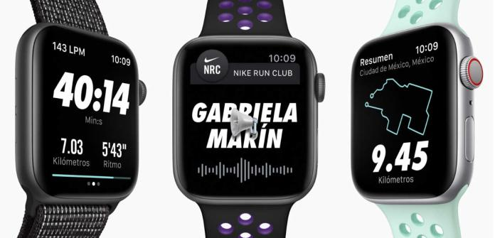 app Apple Watch Nike+