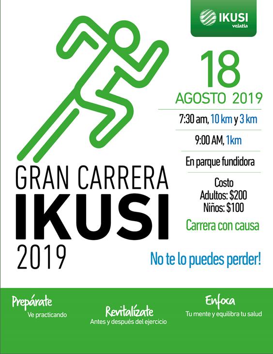 GRAN CARRERA IKUSI 2019