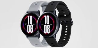 Galaxy Watch Active2 Under Armour Edition el reloj para corredores