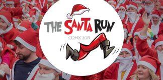 The Santa Run CdMx