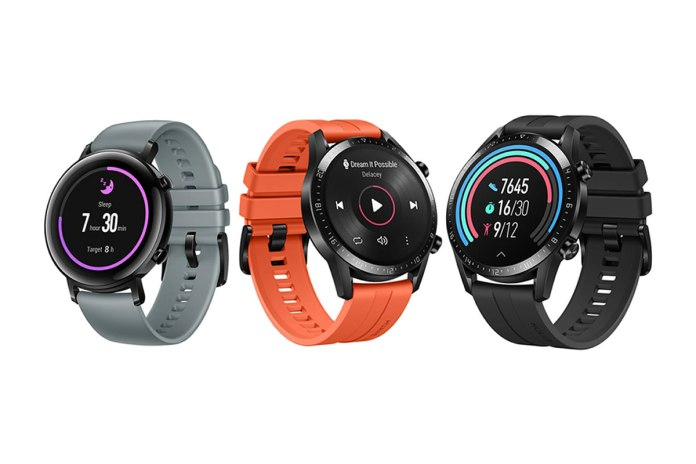 Huawei Watch GT 2 para una experiencia de fitness más potente