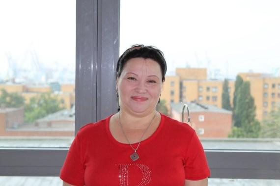 Лариса Эрлер. Оренбург