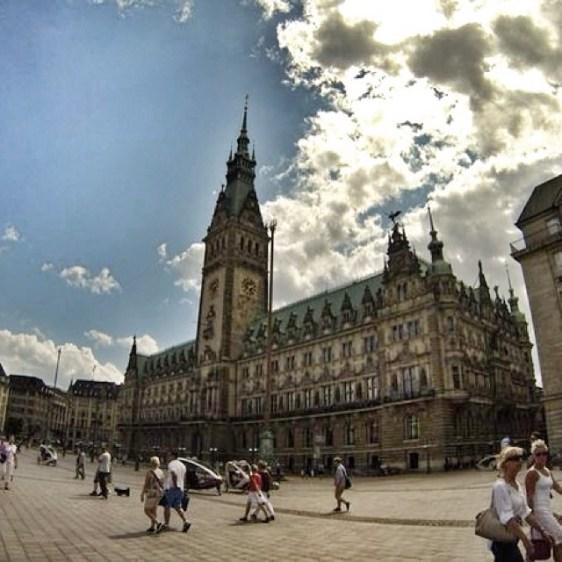 Гамбург. Фотография Дарьи Плаховой