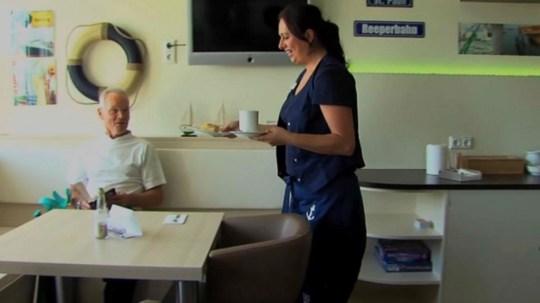 На двух верхних этажах клиники могут быть учтены эксклюзивные желания пациентов