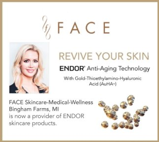 endor anti-aging skincare from face skincare-medical-wellness