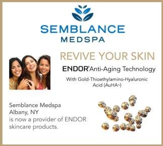 endor anti-aging skincare from semblance medspa