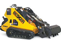 BOXER 532DX Mini-Skid
