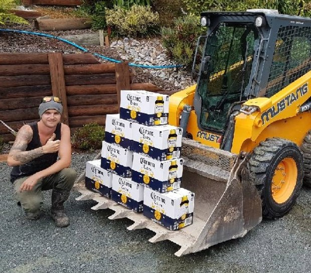 Endraulic Beer Comp