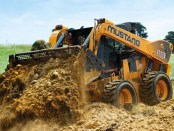 Mustang Skid steer loader 4000V