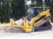 dual dozer compact grading system