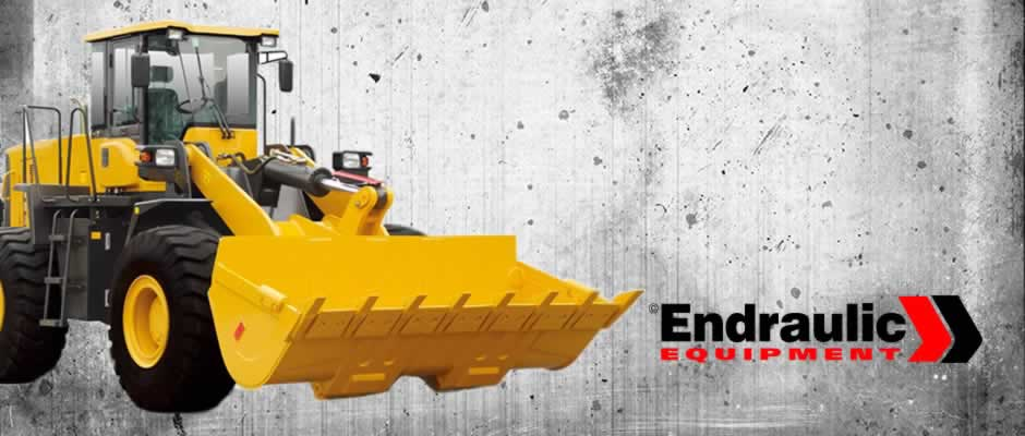 endraulic wheel loader