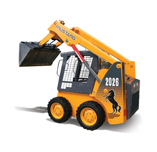 Bobcat – Mustang 2026 Skid Steer with 4 in 1 Bucket – Endraulic