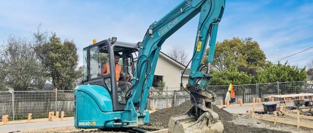 Sunward 4T Excavator