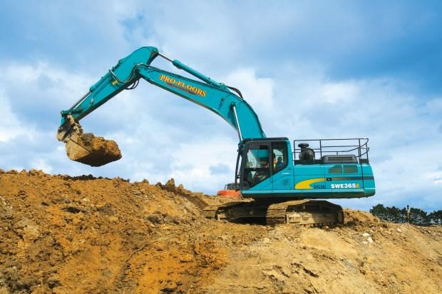 SWE365E Excavator