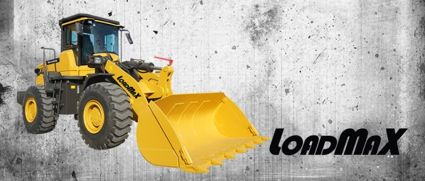 Loadmax wheel loader