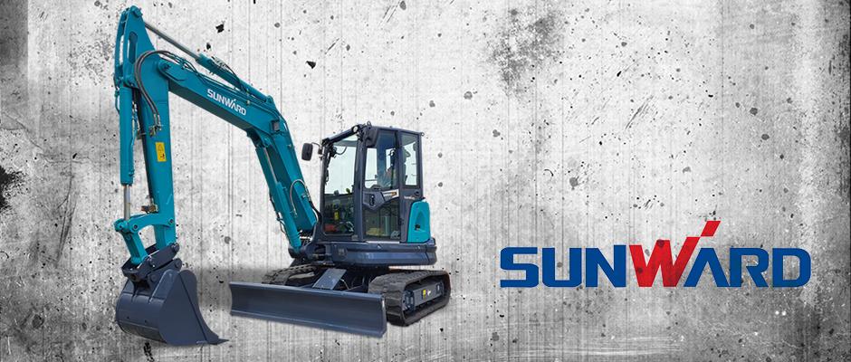 Sunward Excavators NZ