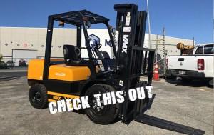 VMax Diesel Forklifts