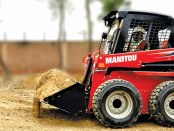 Manitou--Skid-Loader