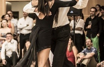 Intensive Argentine Tango workshop on the 17th of April (Sunday)
