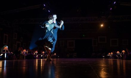 Try Argentine tango! A free introductory lesson at the Night of Fitness