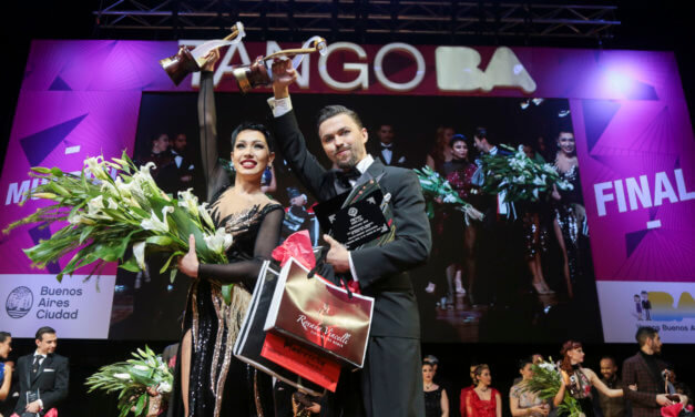 Miracle happened! The new Stage Tango World Champions in 2018 are Russians!