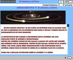 Unidad didáctica del Universo