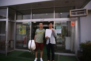 サプライズムービー新郎とビデオ制作会社Focus-i