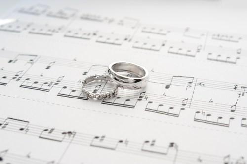 結婚式 音楽