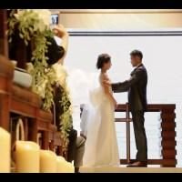 ザ・パームガーデンオリエントヴィラ 結婚式エンドロール撮影