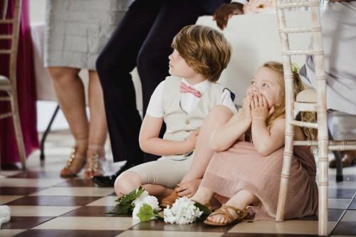 子連れ 結婚式