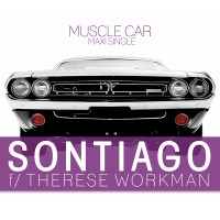Sontiago - Muscle Car - Cover
