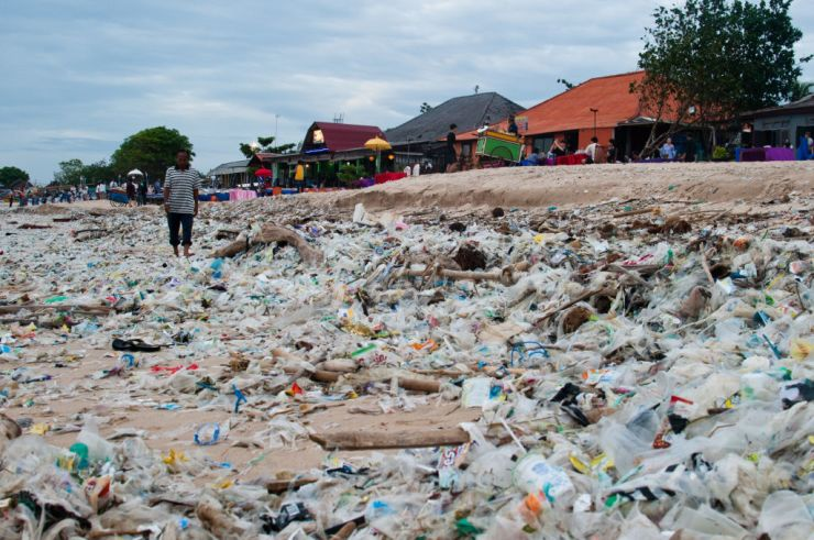 Bali Bans Plastic as Indonesia Moves Towards Tackling Marine Pollution